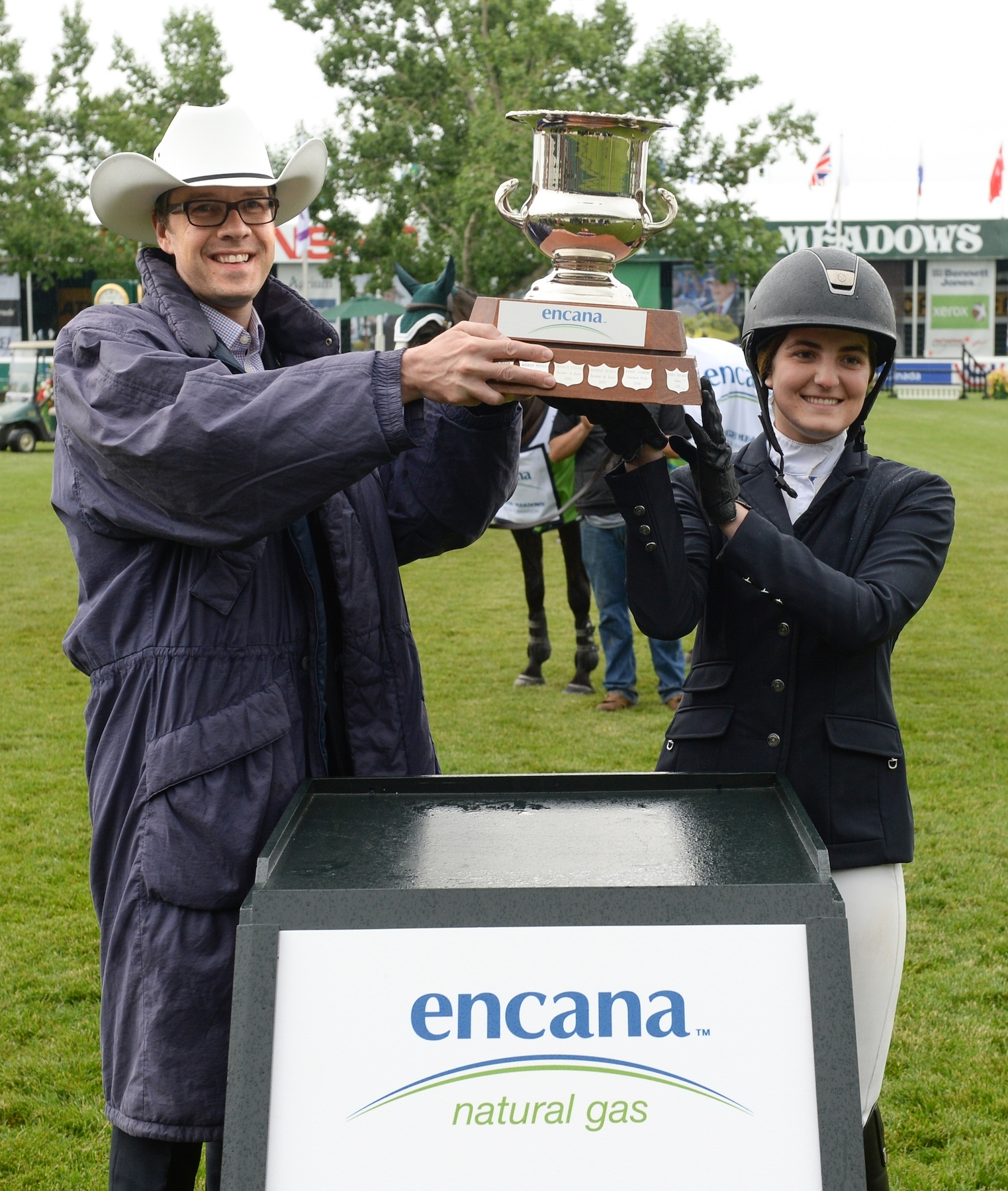 Towell Tops RBC Capital Markets Cup at Spruce Meadows