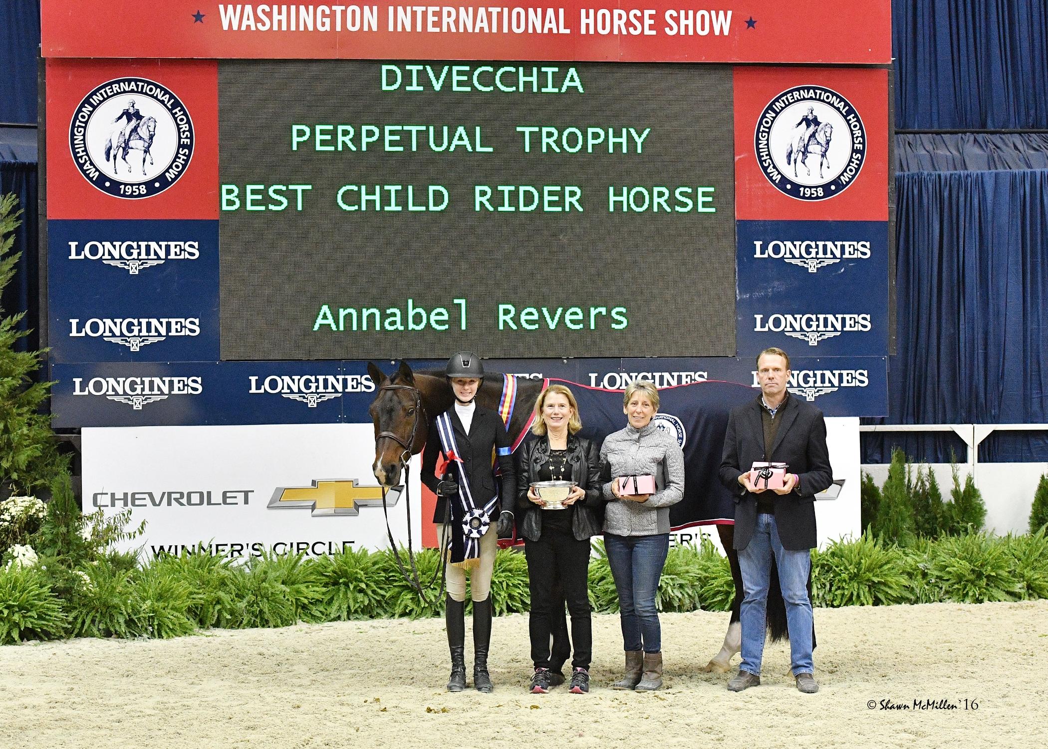 Washington International Horse Show Shines In The City