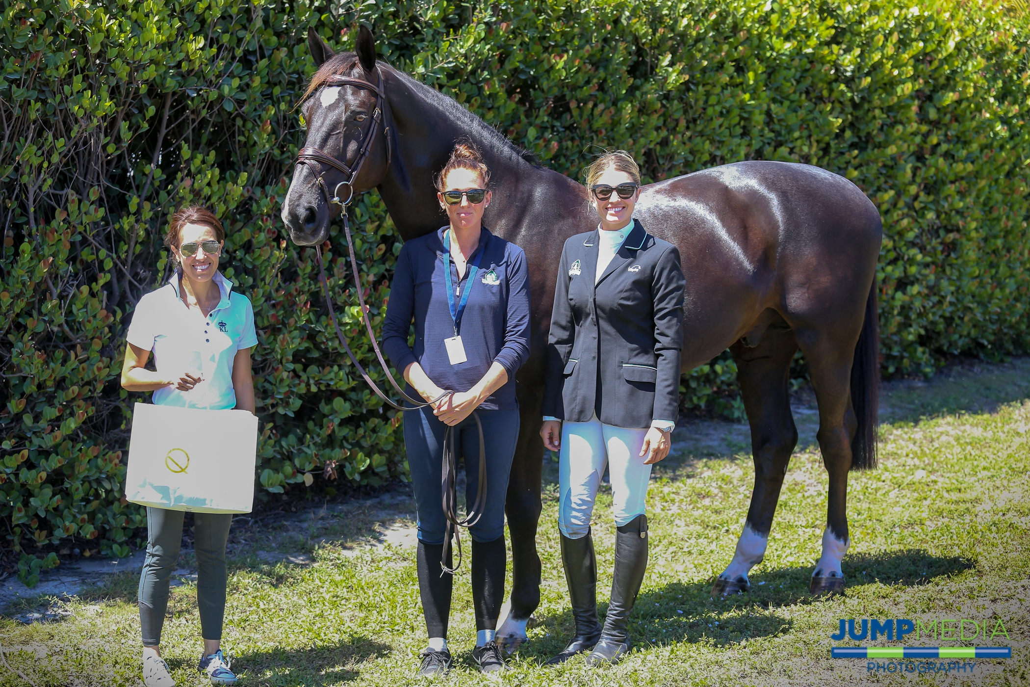 Cached Winter equestrian festival photos