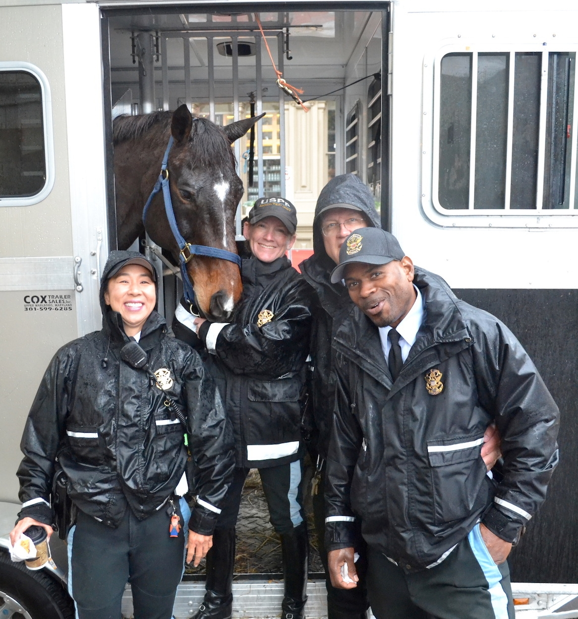 Police And Media: Washington International Horse Show Expands First