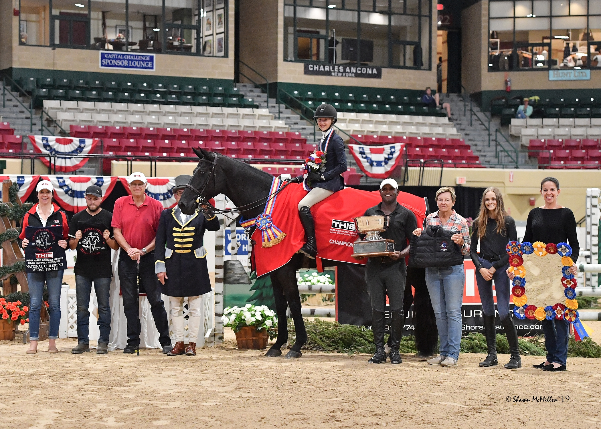 Dominic Gibbs Gets The Win In Palm Beach International