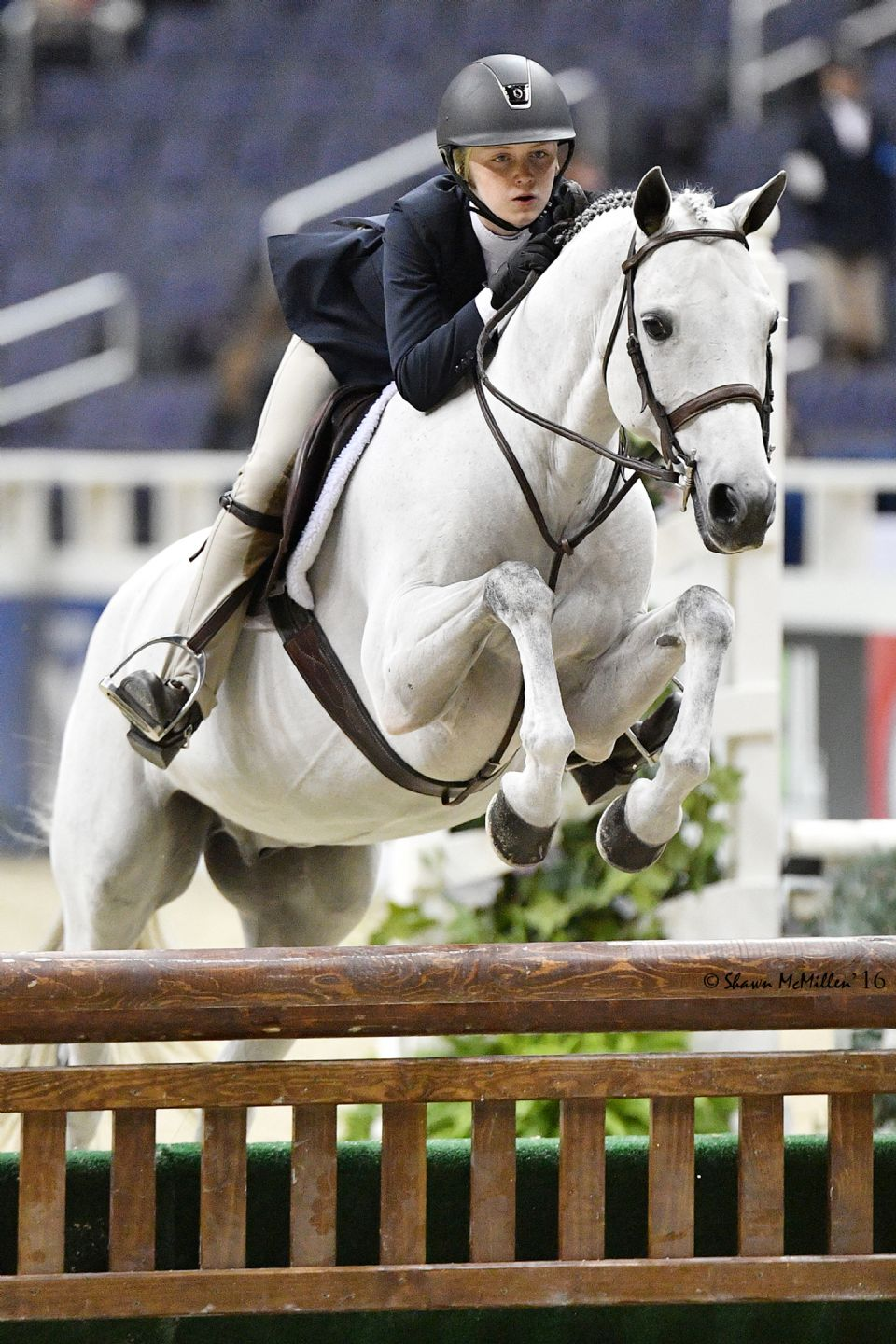 Washington International Horse Show Shines In The City