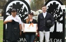 Robin de Ponthual Named Equis Boutique Best Presented Horse at 2017 Live Oak International