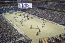 Washington International Horse Show Announces All New Footing for 2017 Event