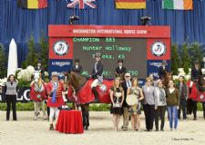 Lindsay Maxwell Charitable Fund Named Title Sponsor of the 2017 WIHS Equitation Finals