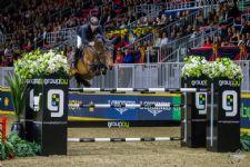 Toronto's Royal Horse Show Selected as One of Two Canadian Venues for 2018-2020 FEI World Cup™ Jumping North American League