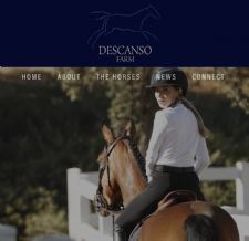 Hannah Selleck's Descanso Farm Launches New Website