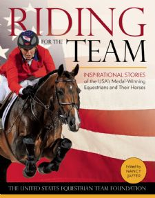 "Top Stars to Sign USET Foundation's ""Riding for the Team"" Book at Washington International Horse Show"