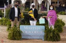 Kristen VanderVeen Claims Her First Martha Jolicoeur Leading Lady Rider Award